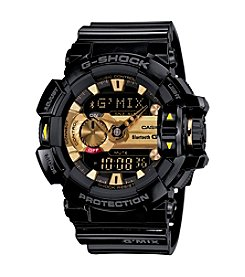 G-Shock® Men's Ana-Digi Goldtone Accent Watch