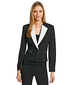 Nine West® Zipper Pocket Jacket