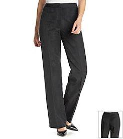 Evan Picone® Pinstripe Pants