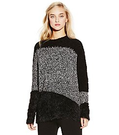 Vince Camuto® Crewneck Novelty Sweater