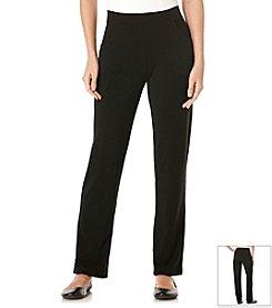 Rafaella® Comfort Jersey Pant