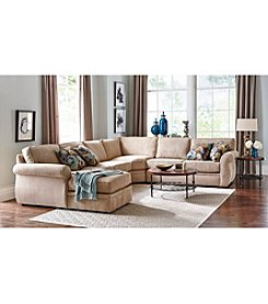Broyhill Veronica 4-pc. Sectional