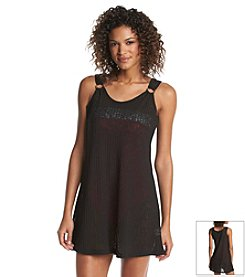 J. Valdi® Ring Tank Cover-Up Dress