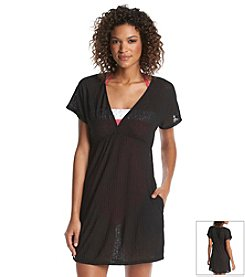 J. Valdi Surplice Dress Cover-Up