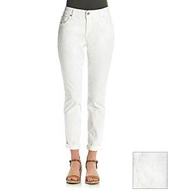 Bandolino® Mandie Rollcuff Crop Pants