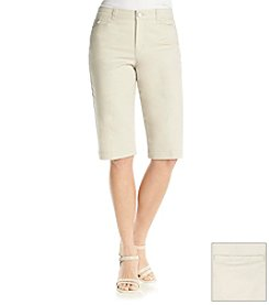 Bandolino® Ivette Bermuda Shorts