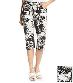 Gloria Vanderbilt® Amanda Printed Skimmer
