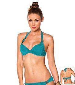 Becca® Color Code Push Up Halter Top