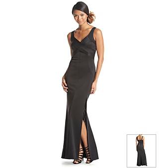e6c431204535 UPC 887840080948 product image for Emerald Sundae® Mermaid Dress With Side  Slit | upcitemdb.