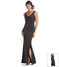 Emerald Sundae® Mermaid Dress With Side Slit
