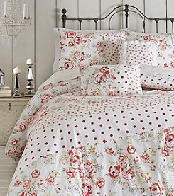 Jessica Simpson Marilyn Vintage Floral Comforter Bedding Collection