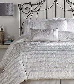 Jessica Simpson Ethereal Pleats Comforter Bedding Collection
