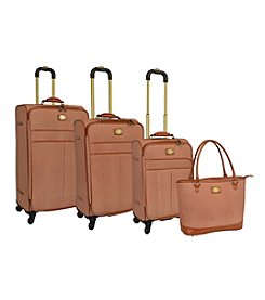 Adrienne Vittadini® Stingray 4-pc. Luggage Set