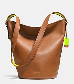 COACH C.O.A.C.H. DUFFLE IN CALF LEATHER