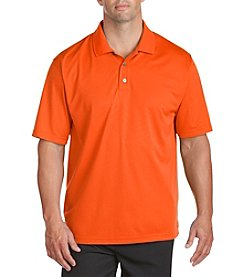 Reebok® Men's Big & Tall Golf Play Dry® Solid Polo
