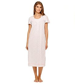 Aria® Long Floral Ballet Sleep Gown