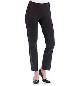 Jones New York Signature® Basic Pull On Pant