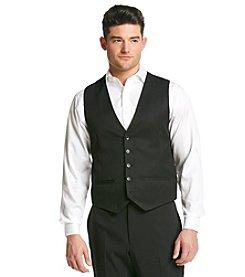 Calvin Klein Men's Twill Buttoned Vest