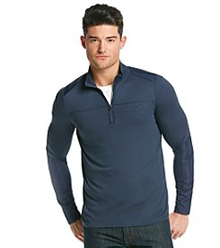 Calvin Klein Men's Long Sleeve Layer 1/4 Zip