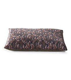 John Bartlett Pet Camo Large Pet Bed