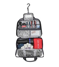 Ricardo Beverly Hills Black Deluxe Travel Organizer