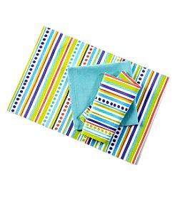LivingQuarters Confetti Table Linens