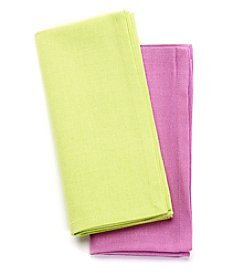 LivingQuarters Spring Solid Napkin