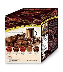Door County Chocolate Lovers Coffee & Cocoa 40-Ct. Variety Single Serve Cups