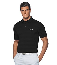 Callaway® Men's Short Sleeve Solid Interlock Polo
