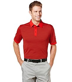 Callaway® Men's Short Sleeve Feeder Stripe Polo
