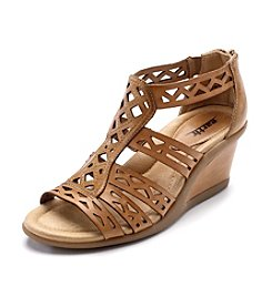 "Earth® ""Petal"" Wedge Sandals"