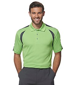 PGA TOUR® Men's Airflux Color Block Polo