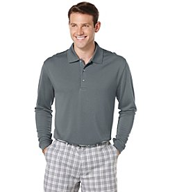 PGA TOUR® Men's Long Sleeve Lightweight Polo