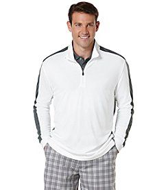 PGA TOUR® Men's 1/4 Zip Color Block Pullover