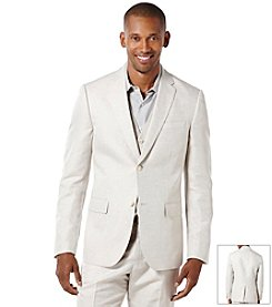 Perry Ellis® Men's Linen Cotton Suit Jacket