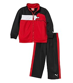 PUMA® Boys' 2T-7 2-Piece Tricot Set