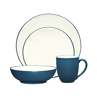 Noritake® Colorwave Blue 4-pc. Place Setting