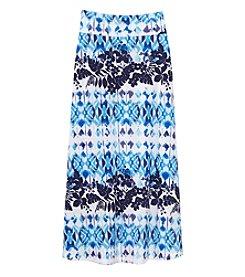 Amy Byer Girls' 7-16 Straight Hem Maxi Skirt