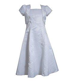 Bonnie Jean® Girls' 7-16 Beaded Dress With Jacket