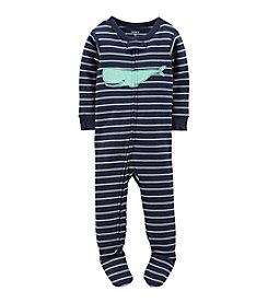 Carter's® Baby Boys 1-Piece Snug-Fit Cotton Pajamas