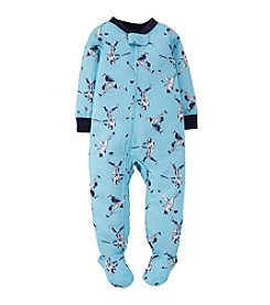 Carter's® Baby Boys' 1-Piece Snug-Fit Cotton Pajamas