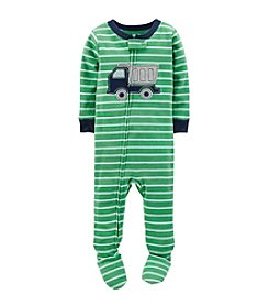 Carter's® Boys' 12M-4T 1-Piece Snug-Fit Cotton Pajamas