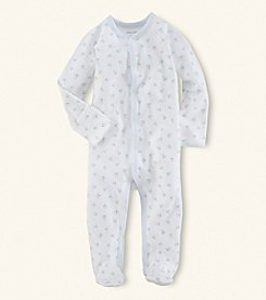 Ralph Lauren Childrenswear Baby Boys' Printed Coverall