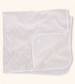 Ralph Lauren Childrenswear Baby Girls' Floral Blanket