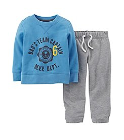 Carter's® Boys' 2T-4T 2-Piece Team Captain Set