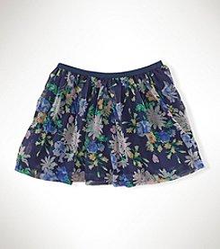 Ralph Lauren Childrenswear Girls' 2T-6X Floral Skirt