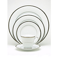 Noritake Regina Platinum 5-pc. Place Setting