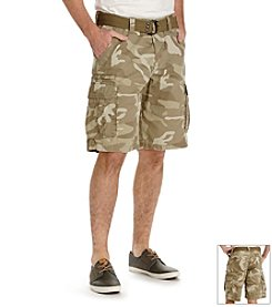 Lee® Men's Compound Cargo Relaxed Cargo Shorts
