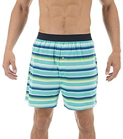 Tommy Hilfiger® Men's Stripe Knit Boxer
