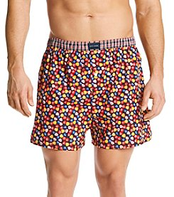 Tommy Hilfiger® Men's Candy Hearts Woven Boxer